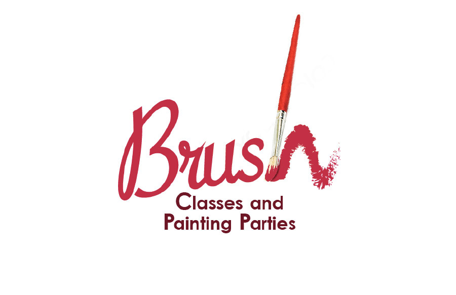 Brush Painting Party