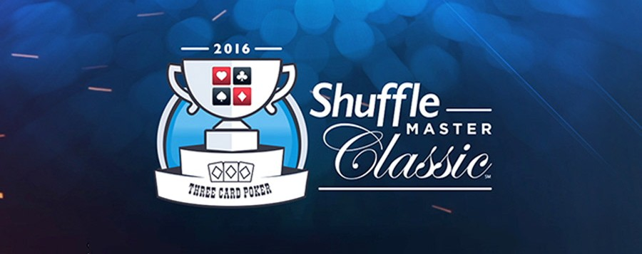 2016 shuffle master classic - Resorts Atlantic City Casino