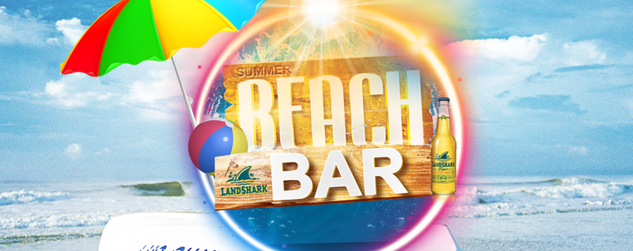 latin nights beach bar events monday - Resorts Atlantic City Events