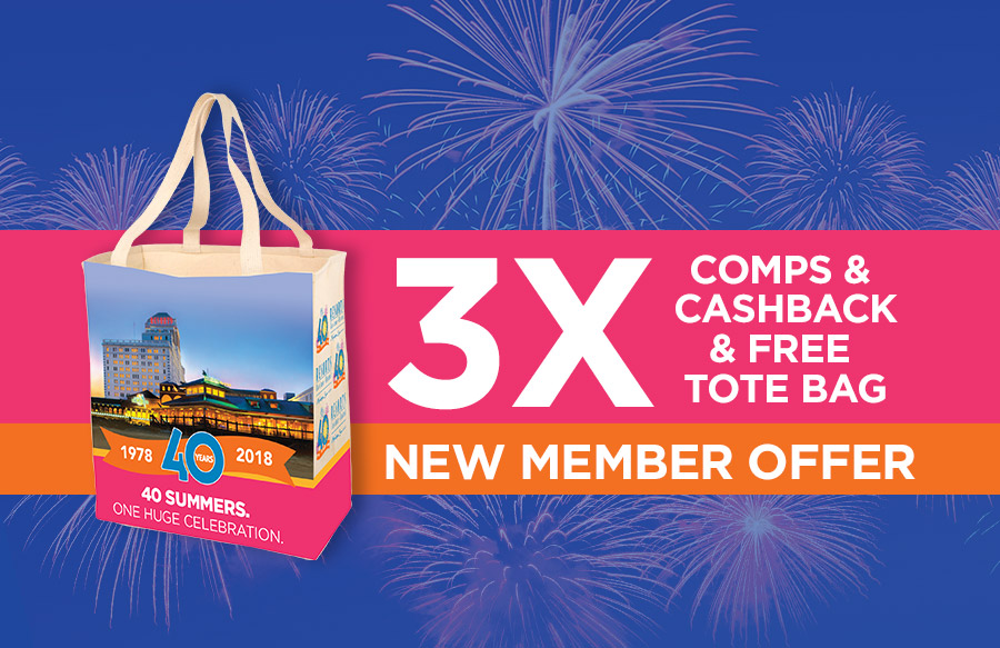 ac casino new member promotions