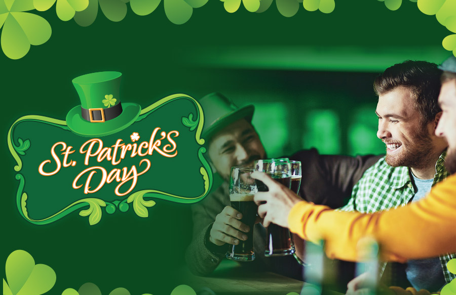 St. Patrick's Day Party at Bar One!