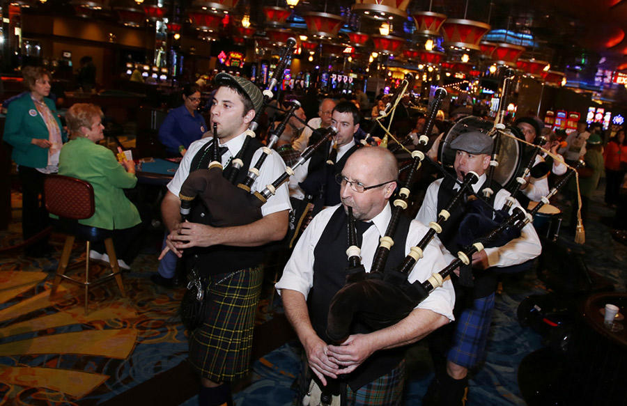 St Patricks Day - Things to do in Atlantic City