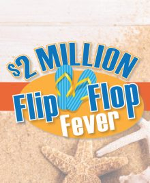 2 Million Flip Flop Fever - Resorts AC New Jersey Casino
