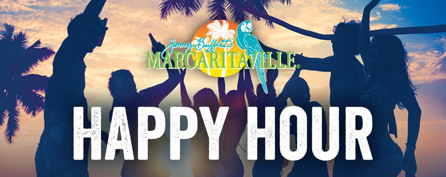 happy hour specials margaritaville ac