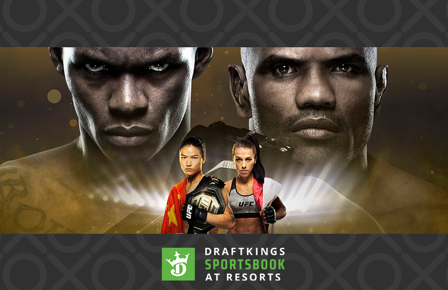 UFC 248 - Adesanya vs Romero - Live Viewing Event